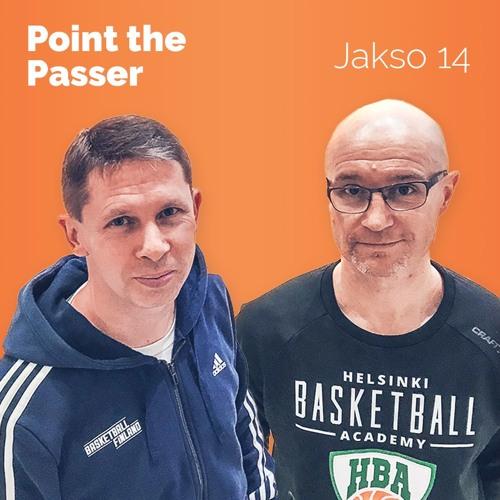 """""""Point the Passer"""" - Jakso 14   Jukka Toijala"""