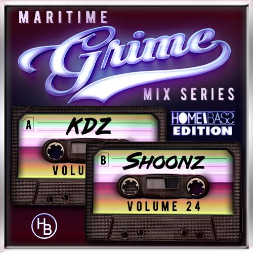 Maritime Grime Mix Series Volume 024 f/ KDZ & Shoonz(MGMS024)