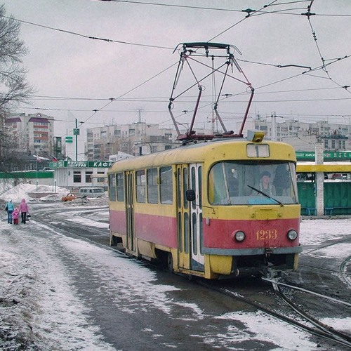 Old Tram's Song (Tatra T3)
