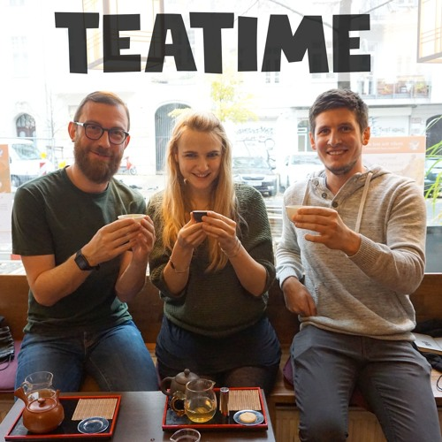 061 - Tea Time (make tea not war)
