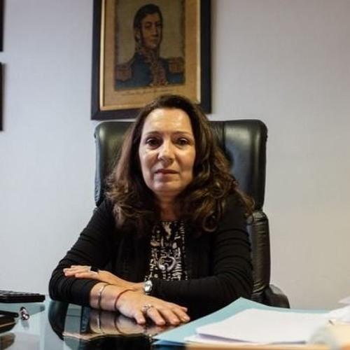 Cristina Caamaño  - Presidenta Justicia Legítima