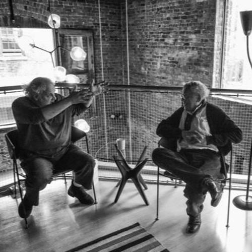 "Anthony Braxton/Eugene Chadbourne ""Duo (Improv) 2017"" Excerpt 1"