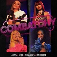 Anitta, Lexa, Luisa Sonza, MC Rebecca - Combatchy (Diogo Ferrer PVT Remix) Artwork