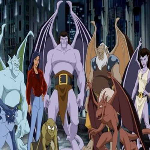 """""""We Are Defenders of the Night!"""": Ep. 16 - Gargoyles (1994-1997, Ages 8 and up)"""