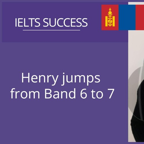 Henry jumps from Band 6 to 7