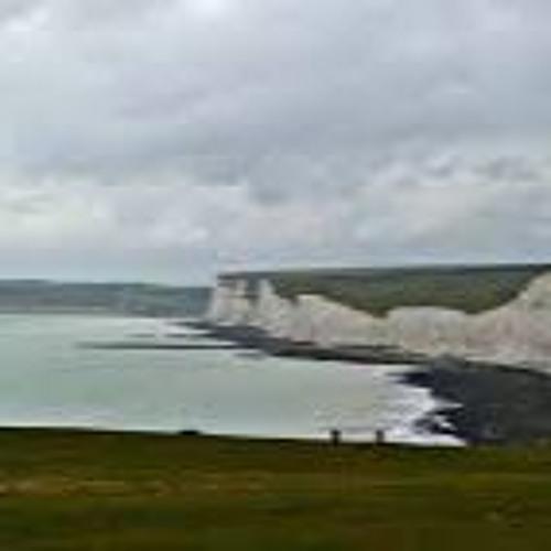 Les côtes d'Angleterre