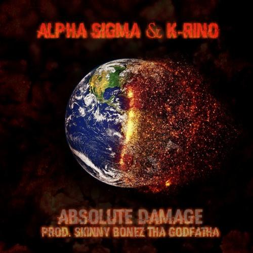 Absolute Damage ft K-Rino (Prod. Skinny Bonez Tha Godfatha)