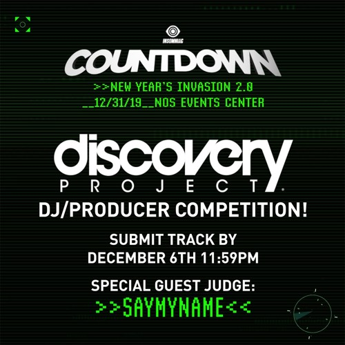 [MunchKing] - Discovery Project: Countdown 2019
