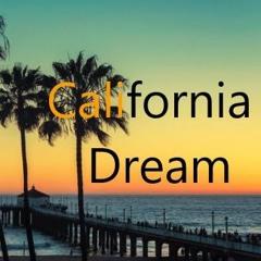 California Dream [pop - female]