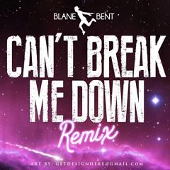 👾Can't Break Me Down (feat. Sammus, Zarati Marse, Notise Balla & Ave Mack)👾