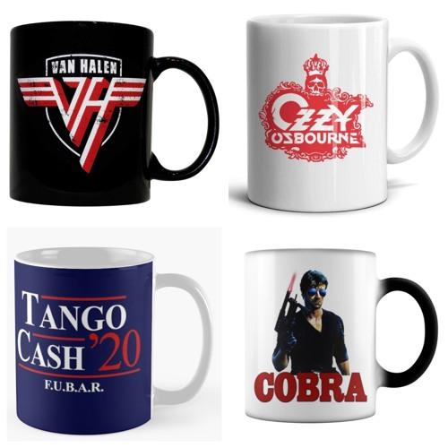 EP 198: Caffeinated - Van Halen Drama, New Ozzy