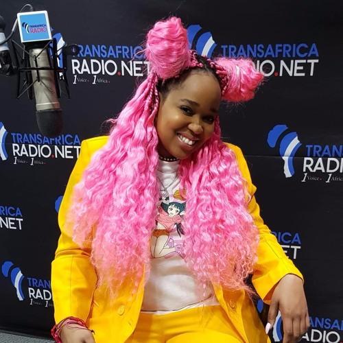 SA FEMALE Artist - ZAMEKA NKUMANDA - On THE MORNING MAYHEM With THABANG 29:11:2019