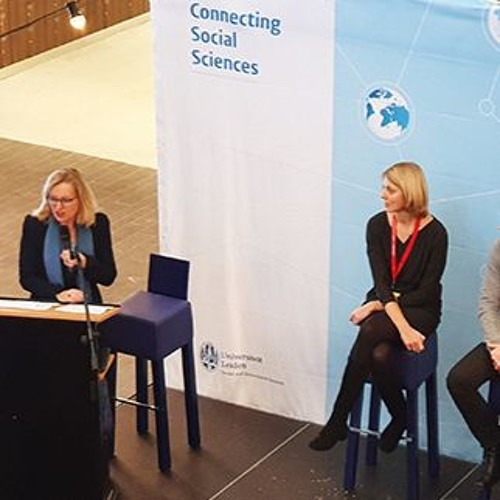Connecting Social Sciences - Jet Bussemaker and Panel Discussion FSW Leiden