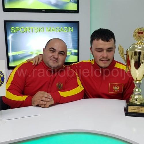 SPORTSKI MAGAZIN - Enes Camić i Adnan Kujović - 2.12.2019.
