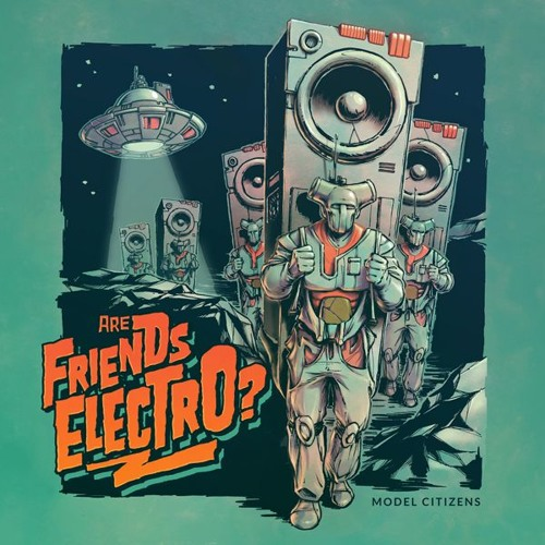 "Model Citizens ""Are Friends Electro?"" (Album Medley Mix) Dominance Electricity"