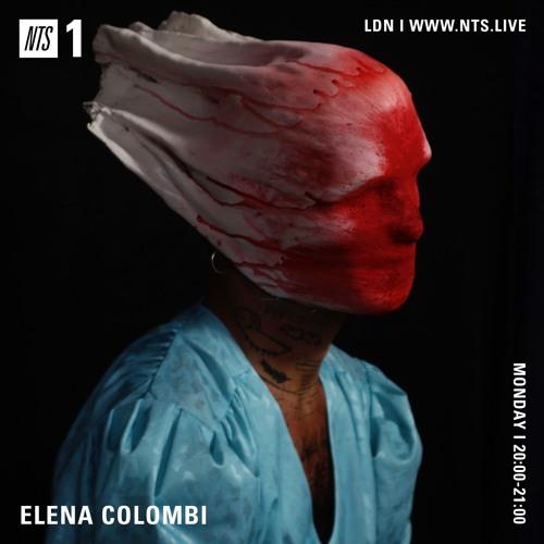 Elena Colombi 01/12/19 - NTS Radio