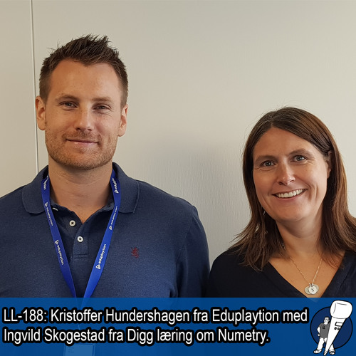 LL-188: Kristoffer Hundershagen og Ingvild Skogestad om Numetry