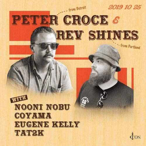 Peter Croce Live at Icon Lounge // Tokyo 2019/10/25