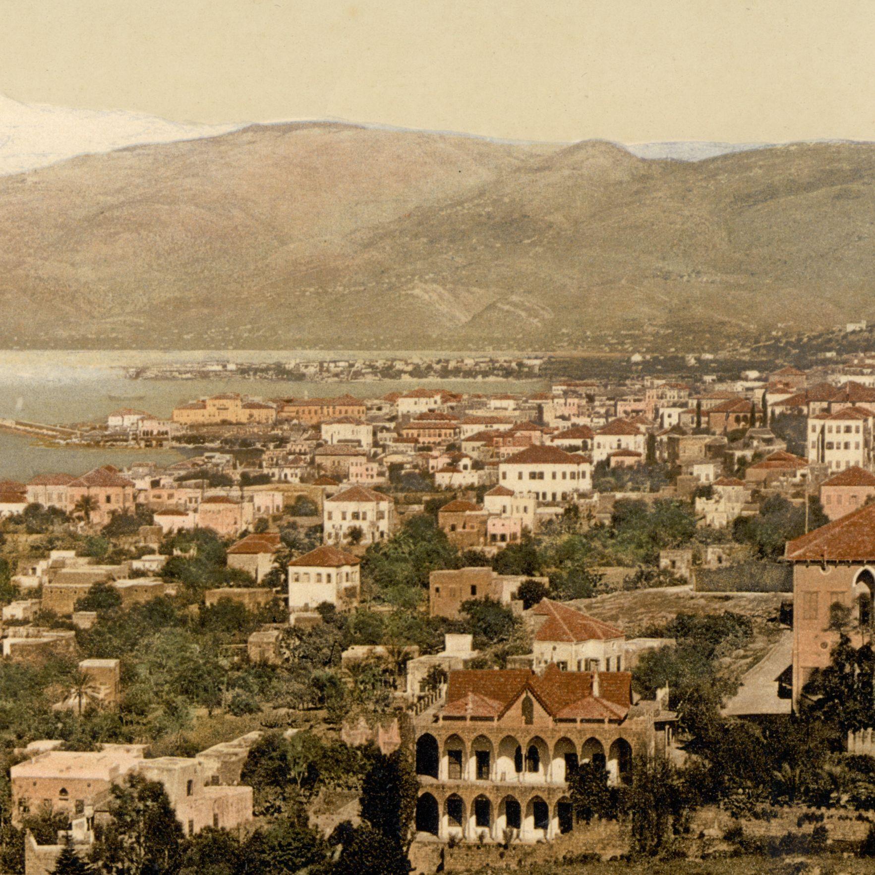 Local Capitalists in the Late Ottoman Levant | Kristen Alff