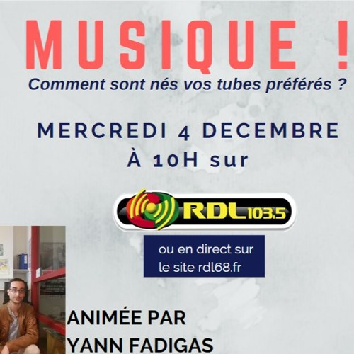 MUSIQUE ! Emission 67 - 04 12 19 - Johnny Hallyday / Alizée / Eric Morena / Paramore