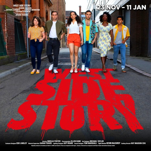 Access at Curve: Audio Notes for West Side Story
