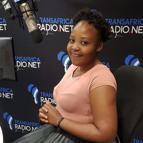 SA Femal Singer - LEE DIAMOND -On CONNECT AFRICA With PACOU 02:12:2019.