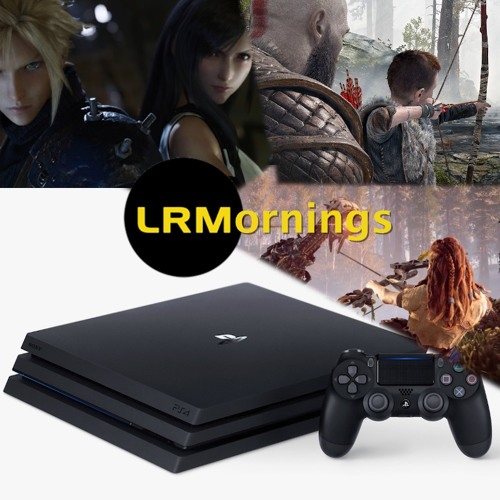 Jammer Joined The Dark Side And Got A PS4 | LRMornings