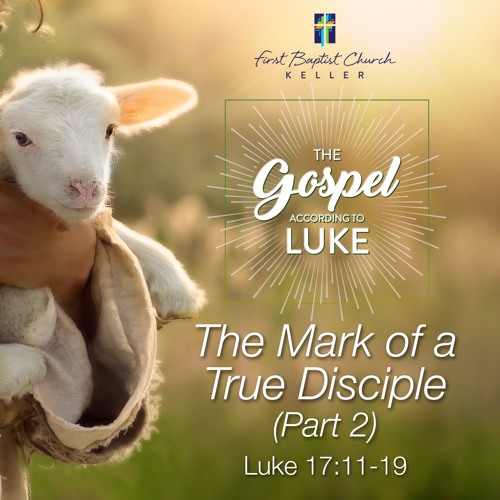 Marks of a True Disciple, Part 2_12-01-19