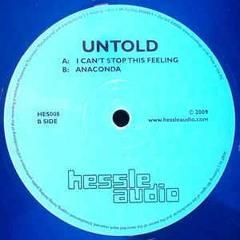 Untold - Anaconda (Think Twice Skramble)