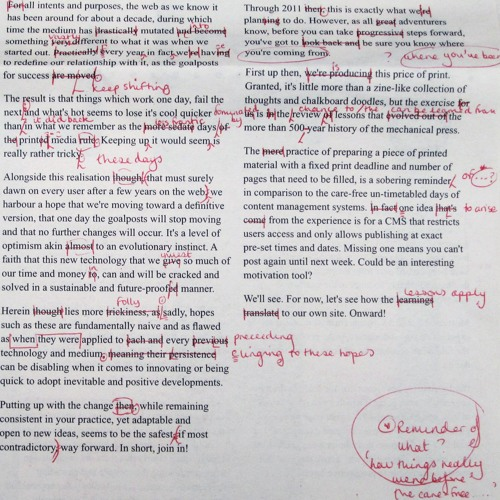Grading and Feedback, with Louis Cicciarelli