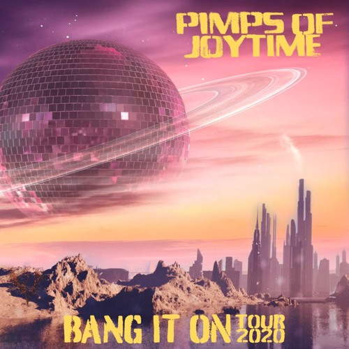 Bang It On by Pimps of Joytime on SoundCloud - Hear the world's sounds