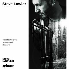 Steve Lawler - 03 December 2019