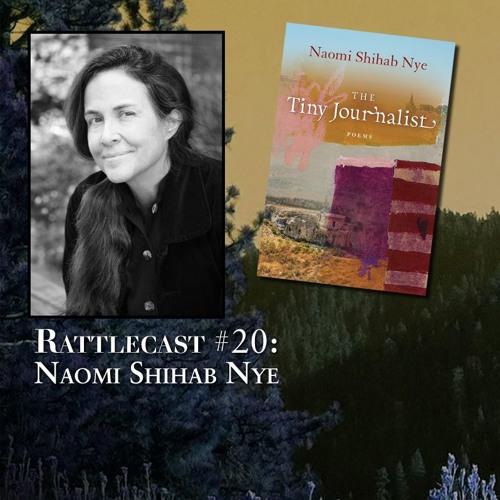 ep. 20 - Naomi Shihab Nye