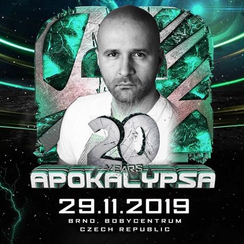 Apokalypsa 20 Years Anniversary @ Bobycentrum Brno, Czech Republic 29.11.2019