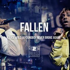 Fallen - Juice WRLD x YoungBoy Never Broke Again