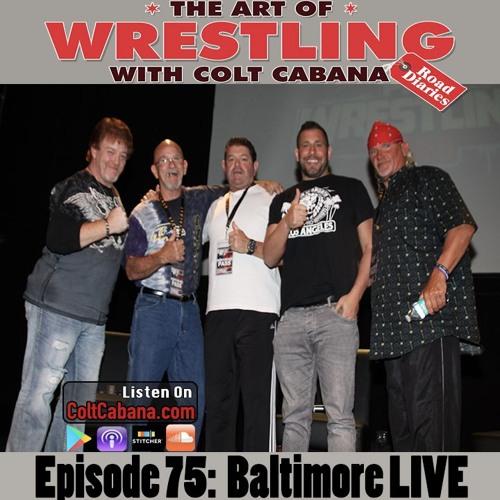 75. Baltimore LIVE - Horowitz, Gillberg, South, Starr