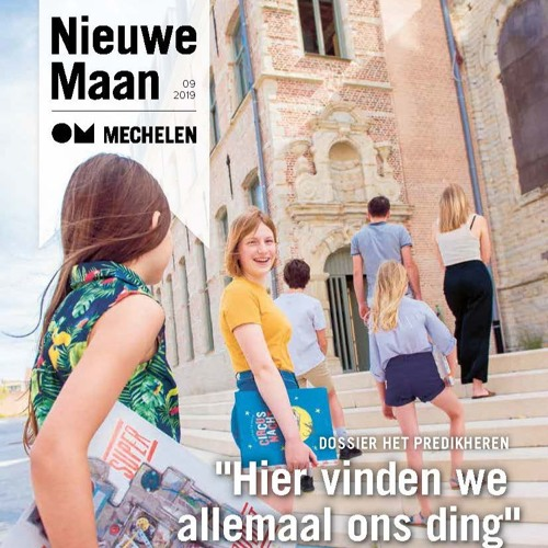 Nieuwe Maan nr. 82 - editie september 2019