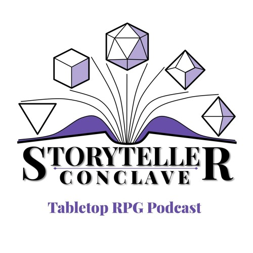 Storyteller Conclave - Episode 31 Environmental Storytelling