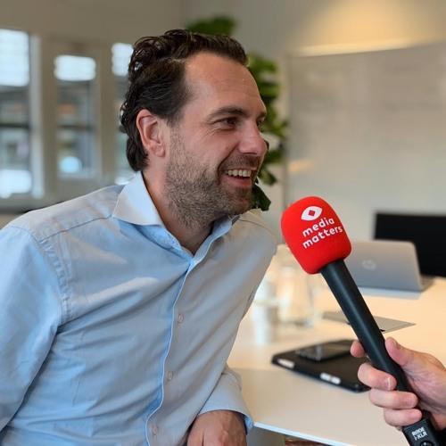 Martijn van Dam (NPO) - MediaMatters 5 december 2019 deel 1