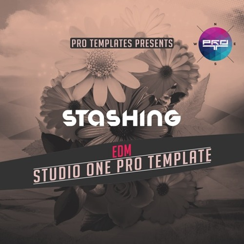 Stashing Studio One Pro Template