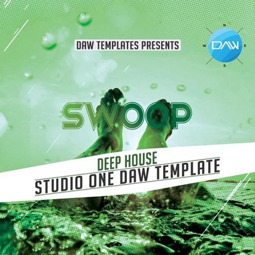 Swoop Studio One DAW Template