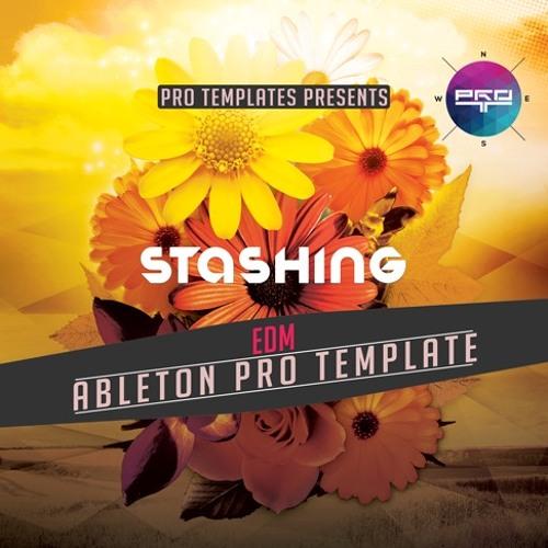 Stashing Ableton Pro Template