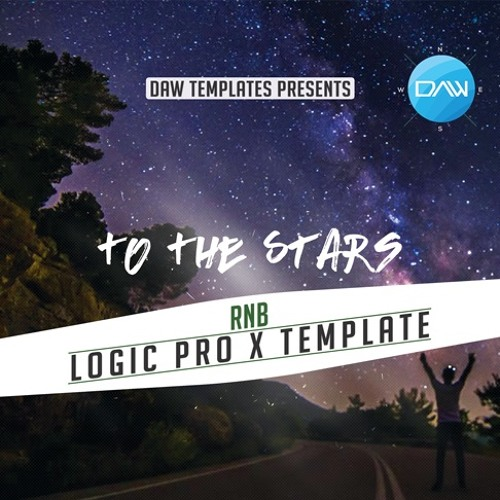 To The Stars Logic Pro X Template