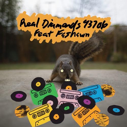 Evidence - Real Diamonds 93706 (feat. Fashawn)