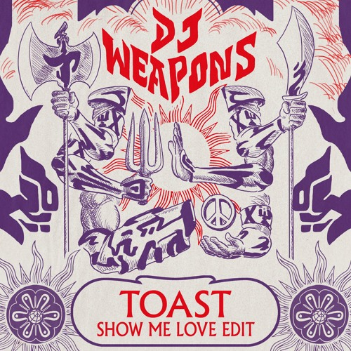 Koffee - Toast (Major Lazer 'Show Me Love' Edit)