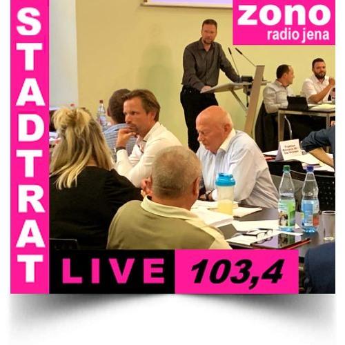 Hörfunkliveübertragung (Teil 2) der Fortsetzung der 6. Sitzung des Stadtrates der Stadt Jena