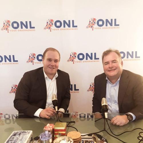 ONL Podcast #01 Beleidsmakers en politici: Tweede Kamerlid Thierry Aartsen