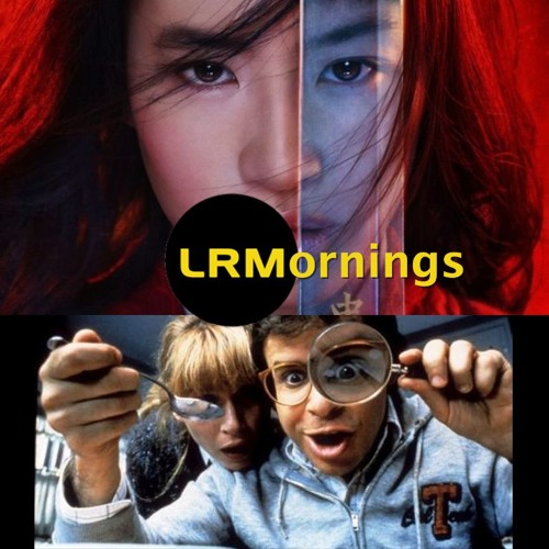 Shrunken Kids Reboot, Mulan Fan Outrage, Baby Yoda, And More! | LRMornings
