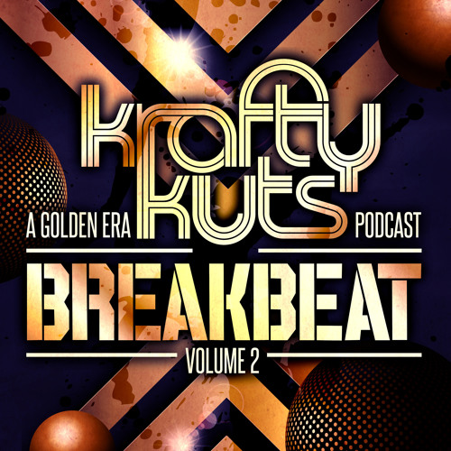 Krafty Kuts - Golden Era of Breakbeat Vol. 2 [2019]