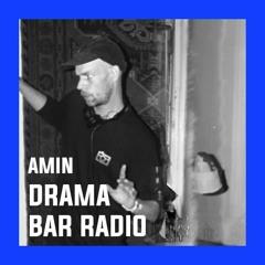Drama Bar Radio #015 - AMIN A.K.A. Alexander Kühne